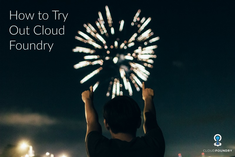 How to Try Out Cloud Foundry