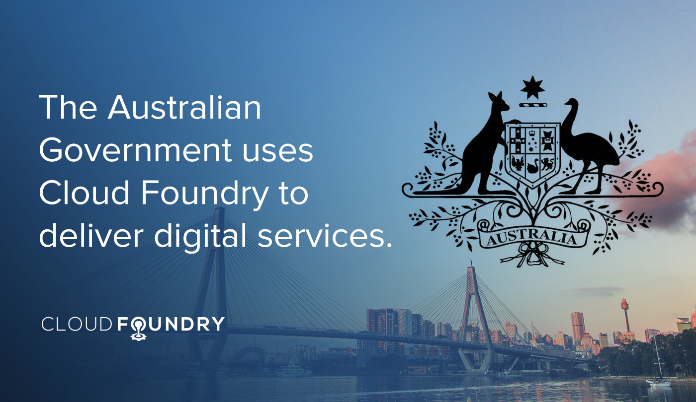 Australian Government Cloud Foundry