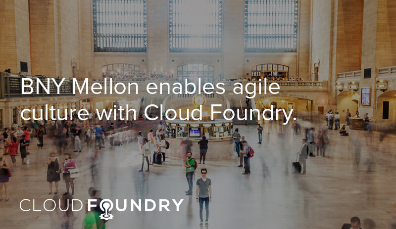 cloud foundry bny mellon