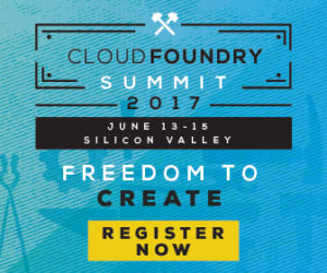 Which Training at Cloud Foundry Summit is Right for You?