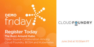 Sign Up for SDxCentral's Webinar on Cloud Foundry & Kubernetes