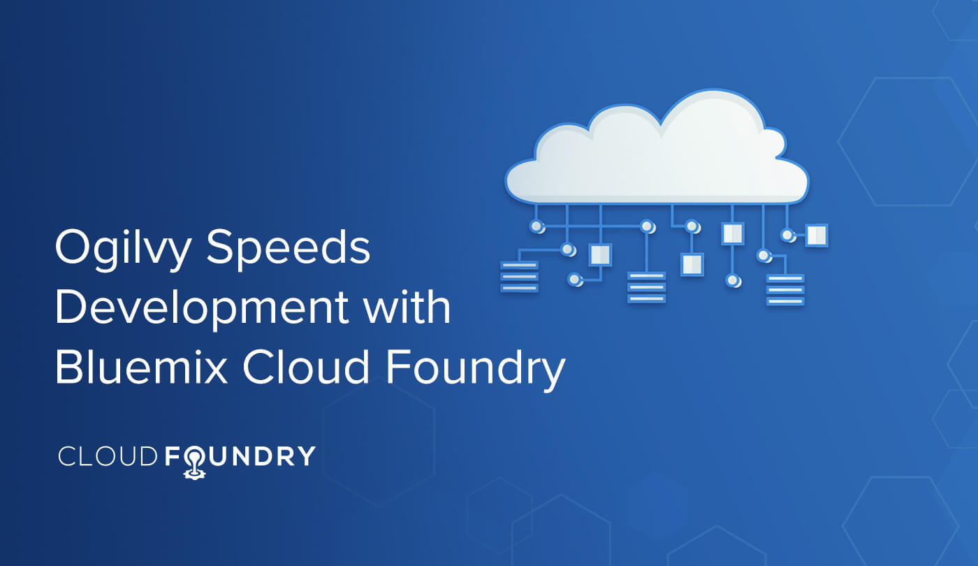 Ogilvy cloud foundry bluemix