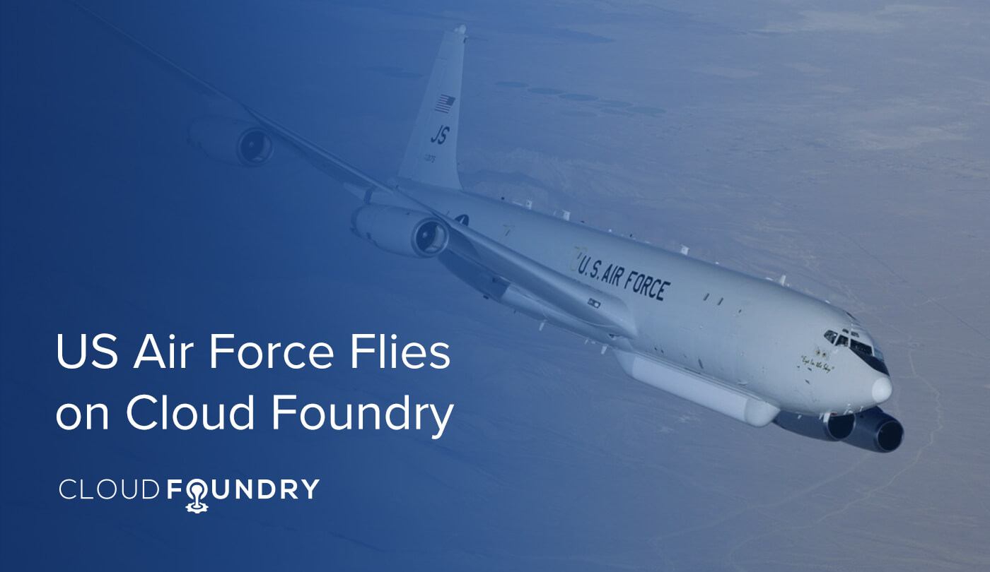 USAF Cloud Foundry