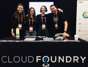 Cloud Foundry Foundation at OpenStack Summit Sydney 2017