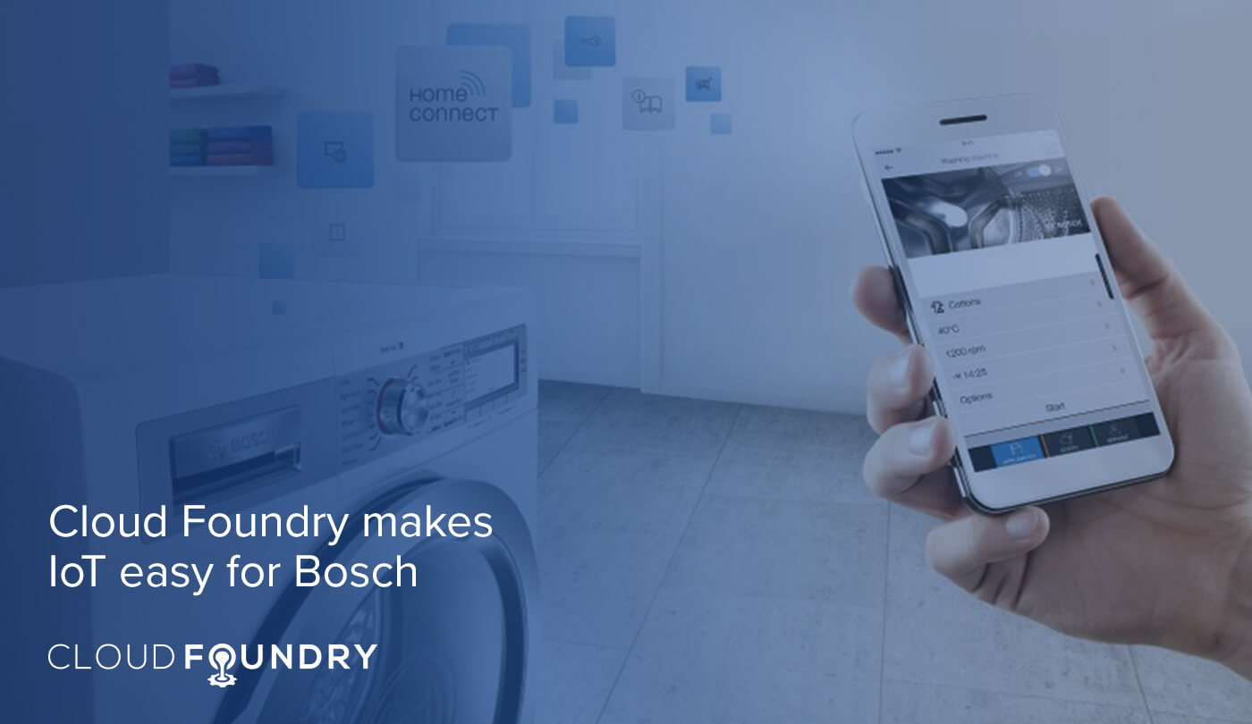 Bosch Cloud Foundry