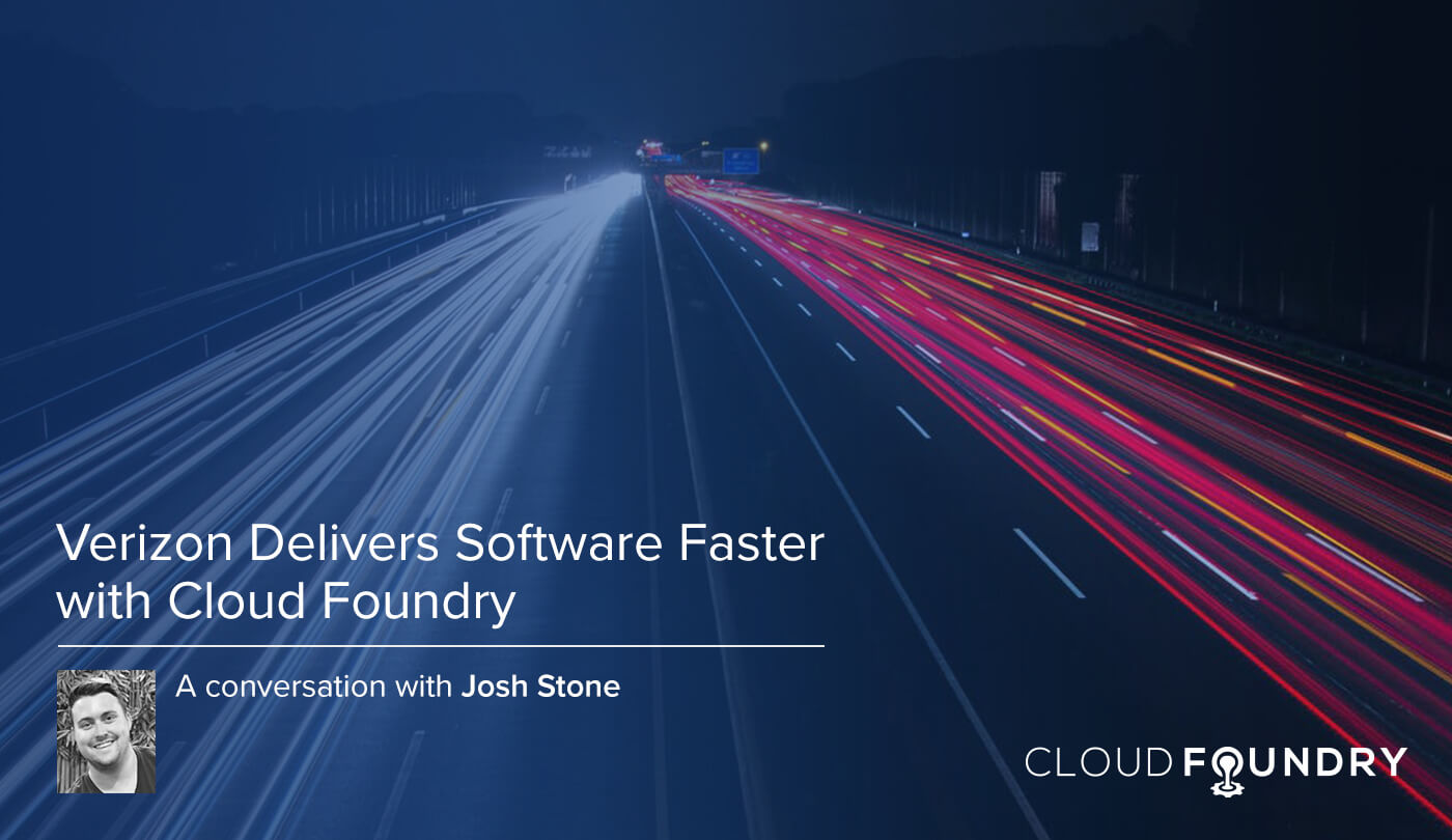 Verizon Cloud Foundry