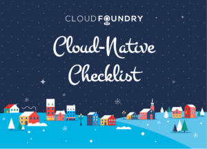 Cloud-Native Checklist for the Holidays (Psst…Includes Promo Code + CFP Extension!)