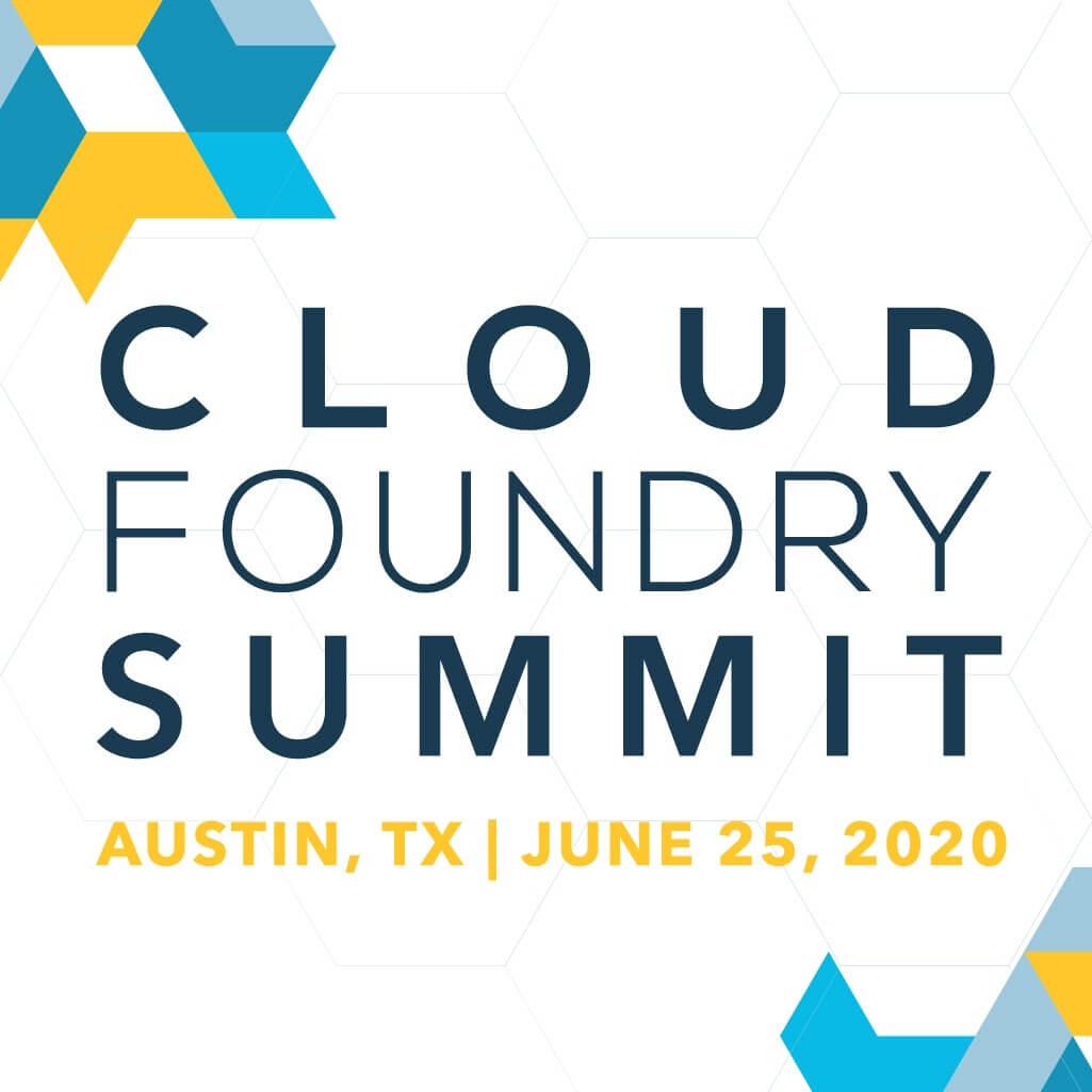 CF Summit 2020 Austin