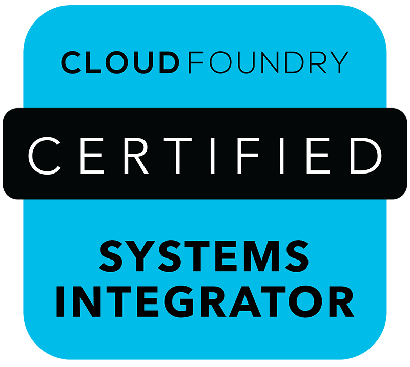 CF Certified Systems Integrator logo