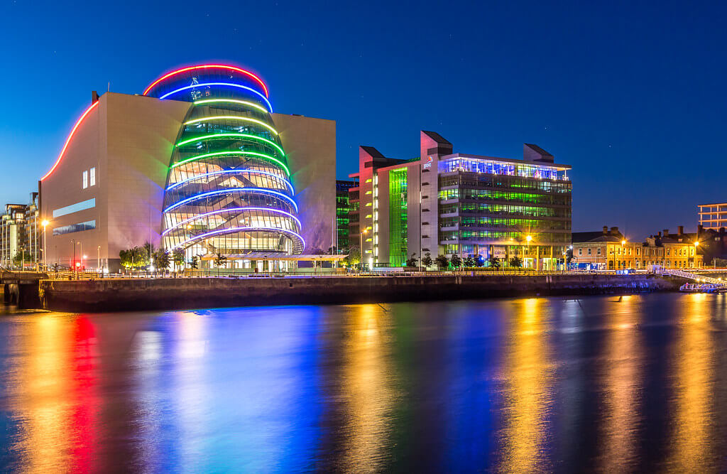 Convention Centre Dublin 2