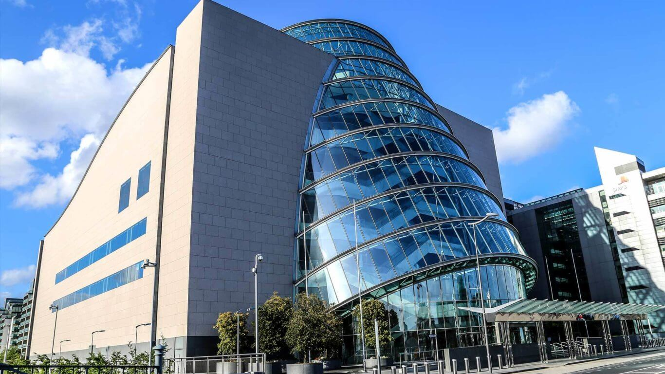 Convention Centre Dublin 3