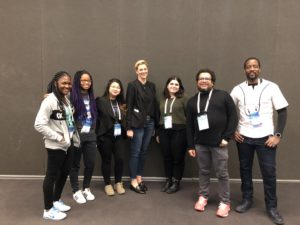 My First Time Out of the Country: Cloud Foundry Diversity Scholar Courage Angeh
