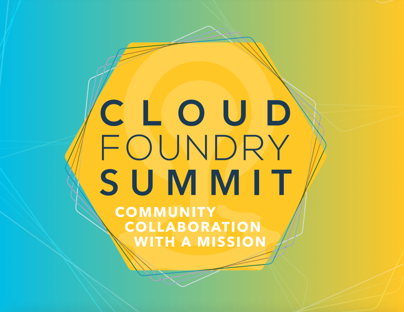 Sharing Some Lessons From Organizing the Cloud Foundry Summit 2021