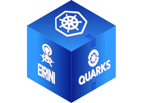 Eirini and Quarks