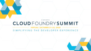 Announcing Program Chairs for Cloud Foundry Summit Europe 2020